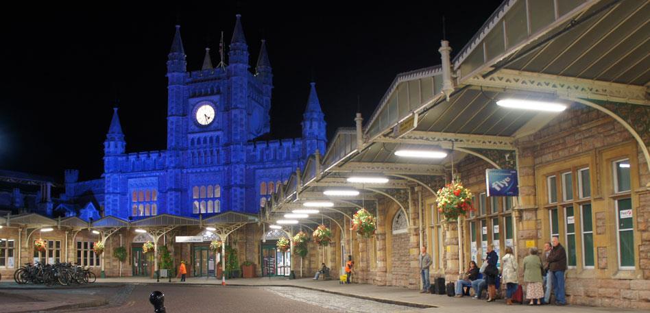 Cheap ways to get around Bristol