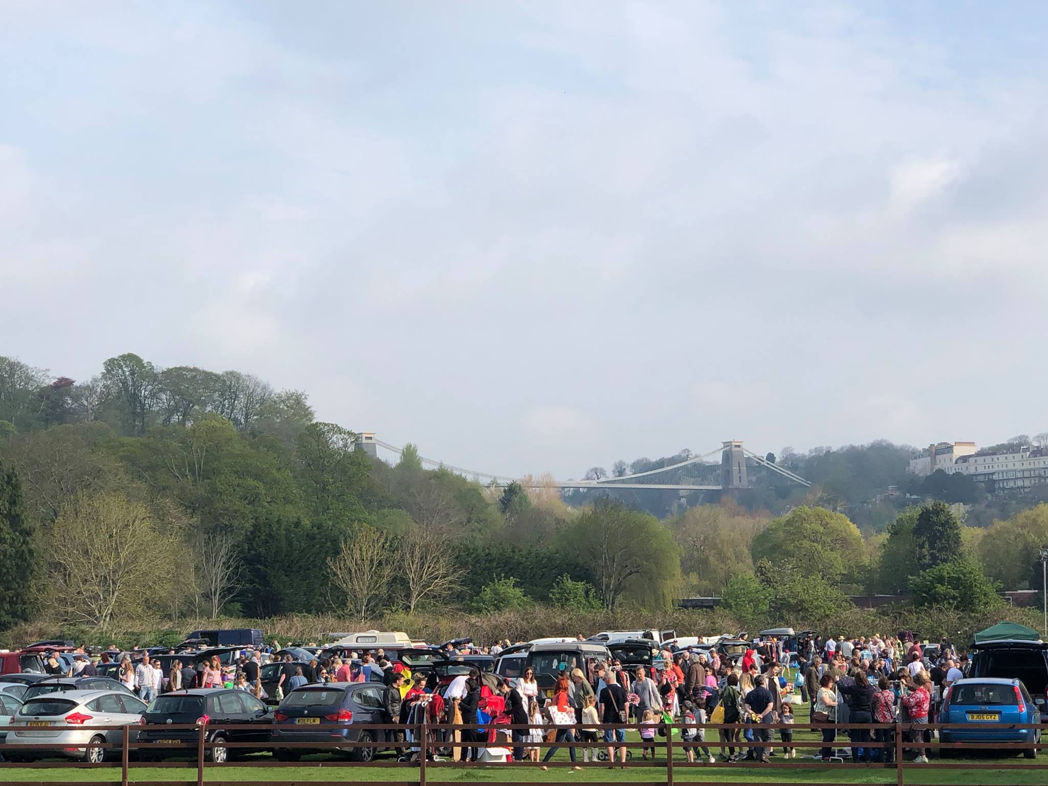 The BEST car boot sales in Bristol