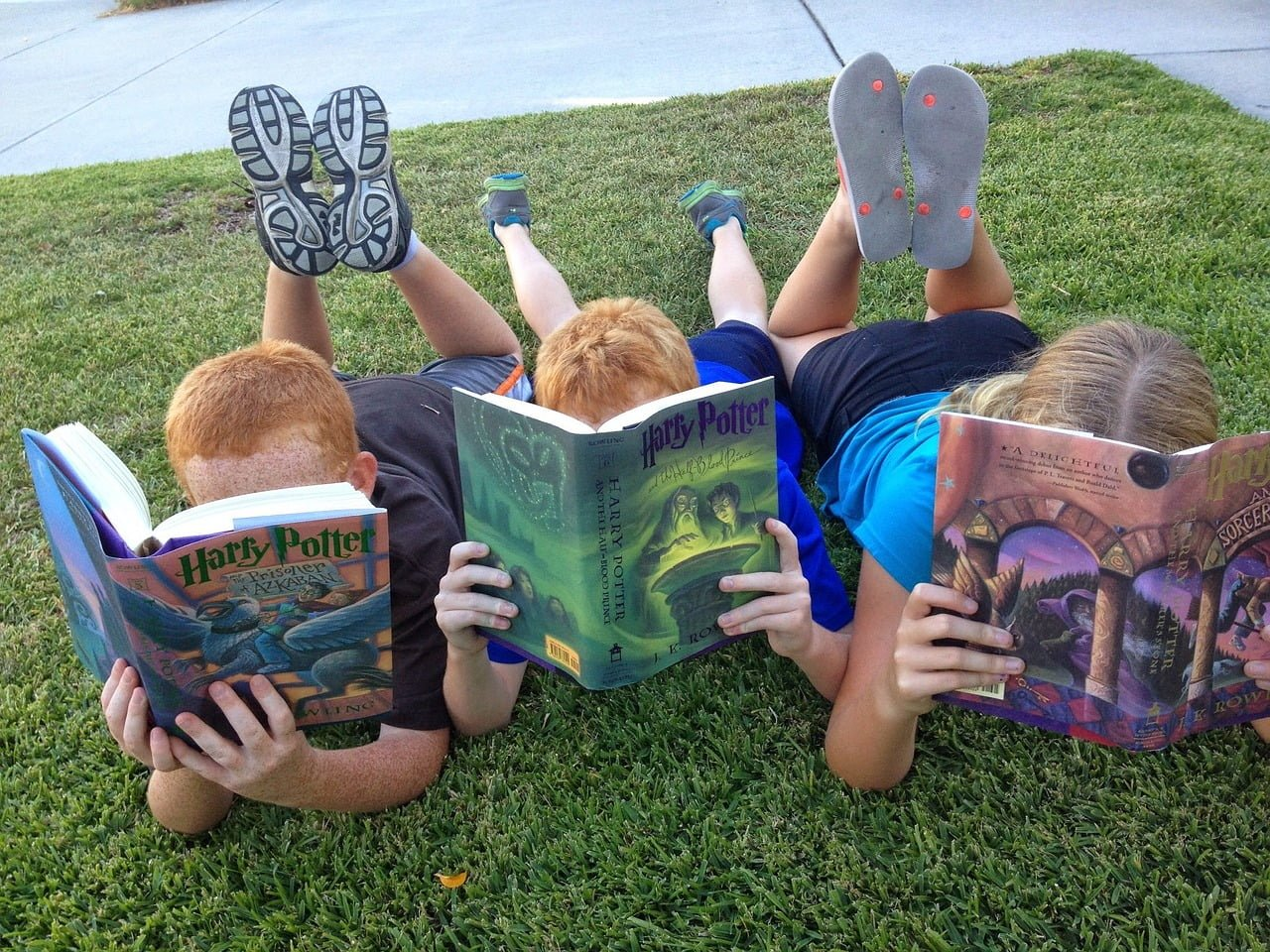 Take the kids on a free picture book trail this October