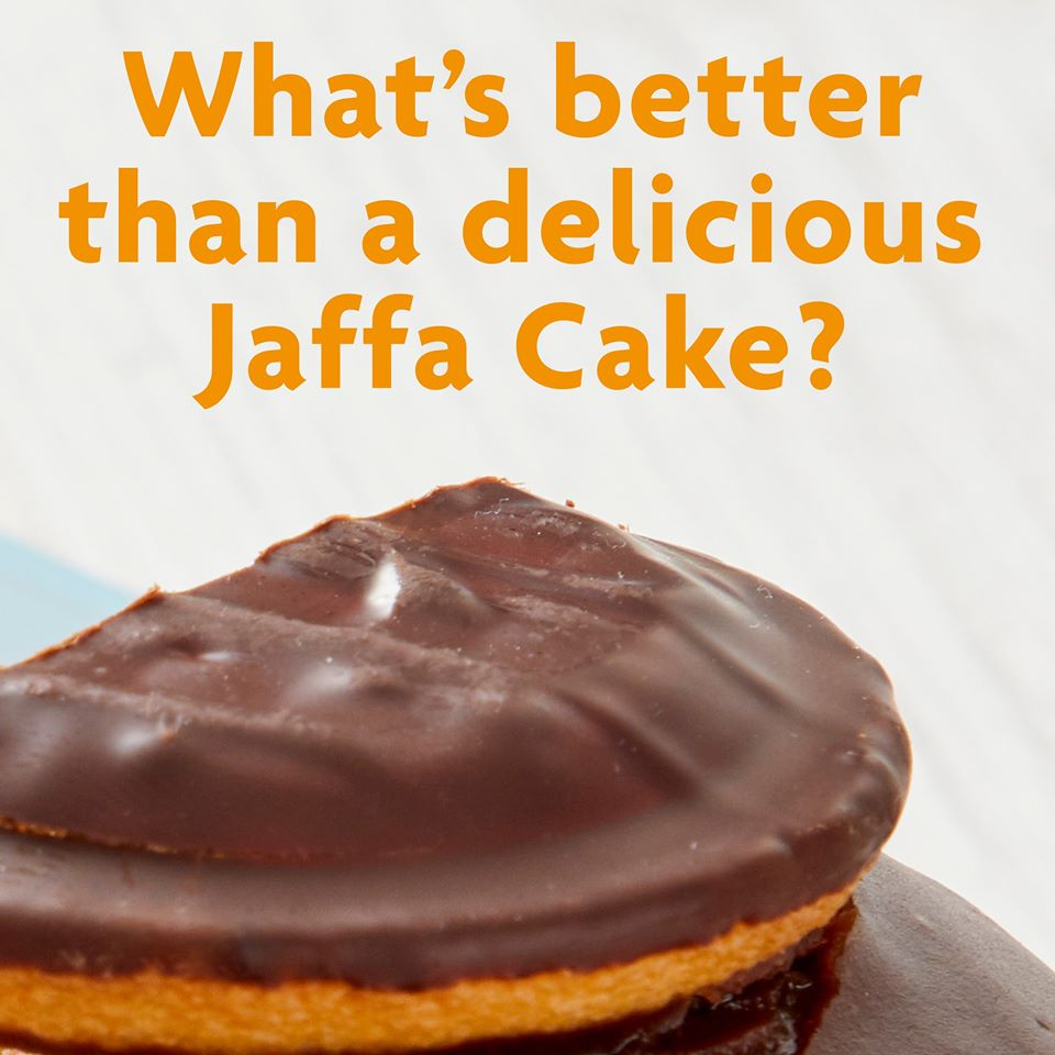 You'll love these Jaffa Cake doughnuts for 50p