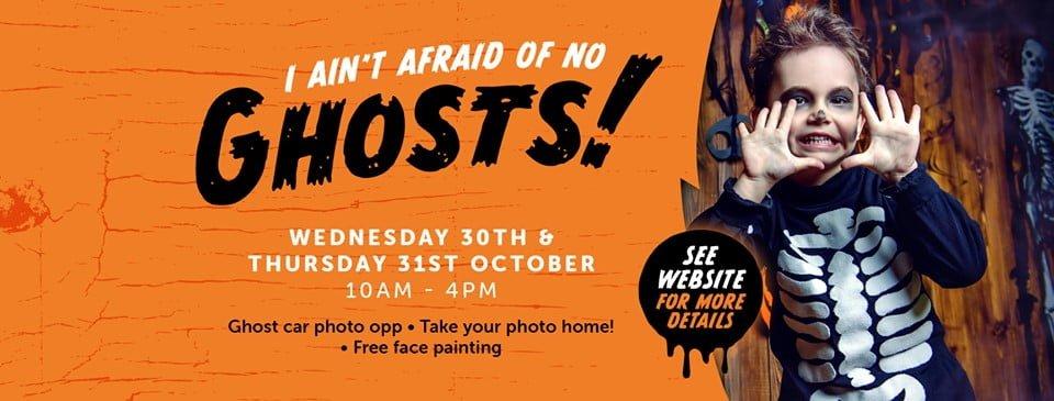 Free Halloween fun for Bristol kids 30 & 31