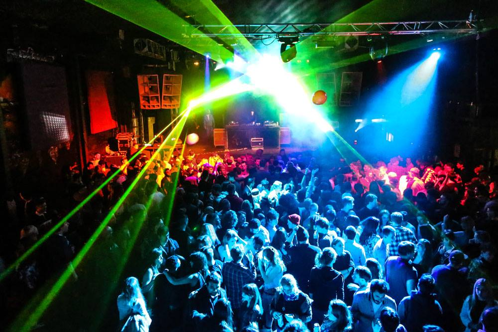 10 of the best student nights out in Bristol.