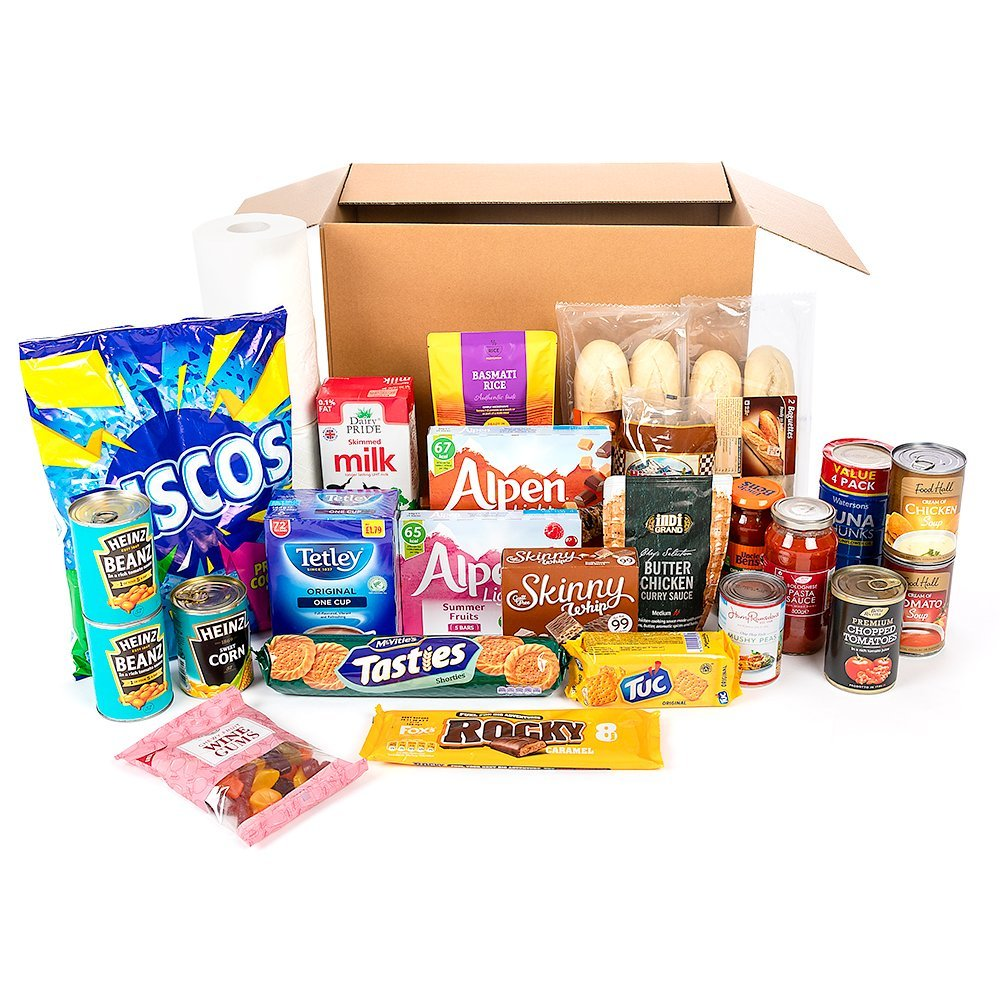 Home Bargains launches £24 food delivery parcel