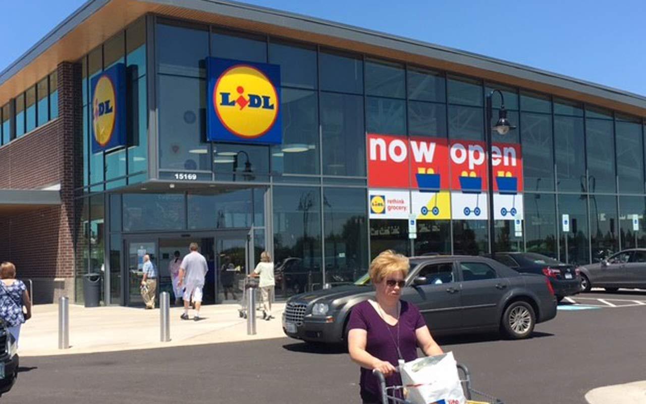 Save £5 on your next big Lidl shop