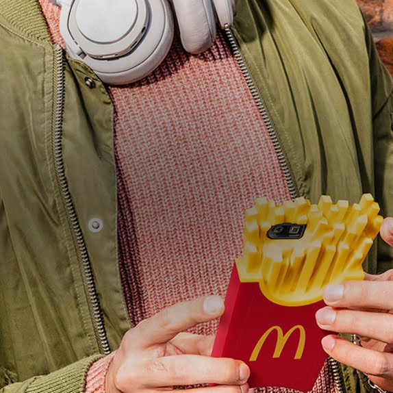 Here's how to bag your free fries from McDonald's today!