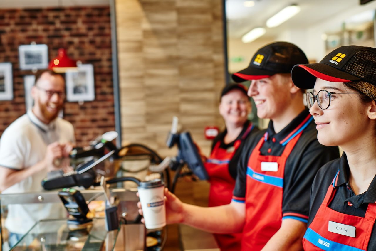 How to get a free Greggs now it's re-opened