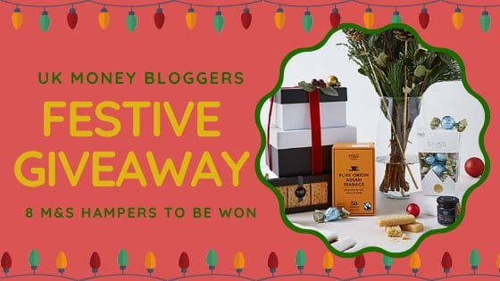 Win a Christmas hamper – £400 of prizes up for grabs!