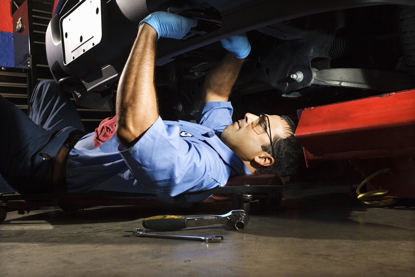 MOT your car for just £1. Offer valid for 13 months.